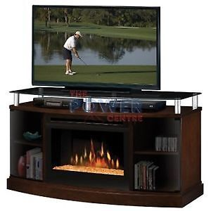Meuble télé avec foyer(avec télécommande)