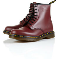 Dr. Martens rouge / bourgone / red pour femme