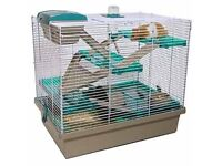 Extra Large Hamster Cage - almost new