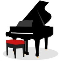 Piano Lessons with Registered Music Teacher - New Minas