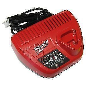 m12 cordless tool charger