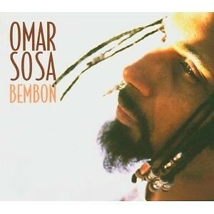 OMAR SOSA - BEMBON  CD NEU