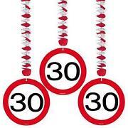 30 Geburtstag Deko