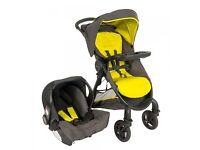 BNIB Graco Fast action 2 travel system