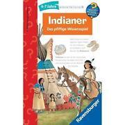 Wieso Weshalb Warum Indianer