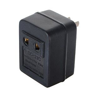 110v a/to 220v Transformateur / Converter - Europe to N America