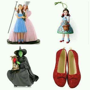 hallmark wizard of oz christmas ornament - Hallmark Christmas Decorations