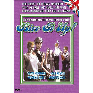 Live It Up-British Pop Film/Dvd Steve Marriot,David Hemming +