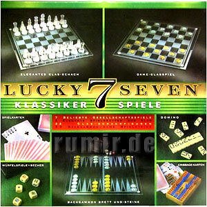 Lucky Seven Gaming Classics