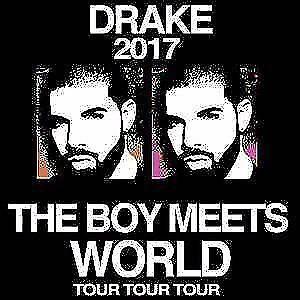 4x DRAKE Day One VIP GA Concert Melbourne Saturday 18th November