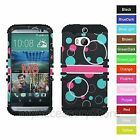 Orange Cell Phone Case for HTC Evo 4G