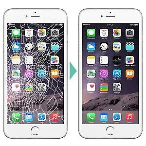 * I PHONE 6,7,8 ***  LCD REPAIRS *** ON SPOT *** OPEN SUNDAY ***