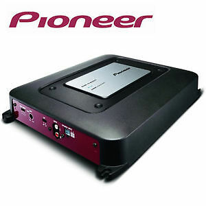 NEW Pioneer GM-3400T Car Amp!