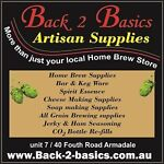 Back 2 Basics Homebrew Supplies