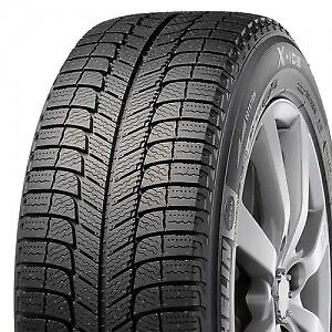 Set of 4 Michelin X-Ice Xi3 tires 205/55/R16
