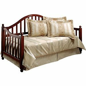 Solid Pine Day Bed with Trundle Bed & Mirror Kawartha Lakes Peterborough Area image 2