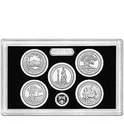 National Park Silver Proof Quarter