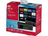 WD Live TV Network Media Streamer