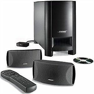 Bose CineMate GS Series II Speakers with Acoustimass module