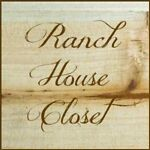 Ranch House Closet