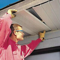 Eaves-trough - soffitt & fascia cleaning repairs & replacement