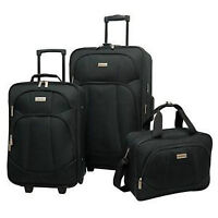 """3 Piece Luggage Set 