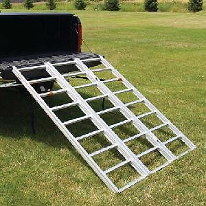 Huge sale on all ATV loading ramps!  Call Cooper's!