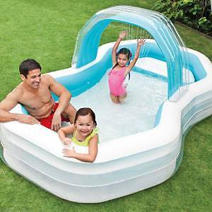 Intex Family Cabana Pool Brisbane City Brisbane North West Preview