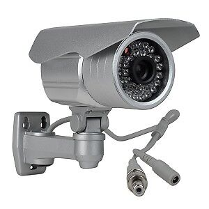 Sharp CCD Color Infrared Night Vision Waterproof Security Camera