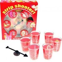 Strip Shooter! Adult Drinking Game