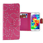 Jewelled Wallet Case/Cover for iPhone 4s