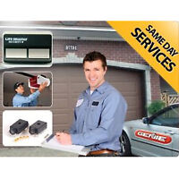 Edmonton Garage Door Service - Best Warranty - Lowest Prices