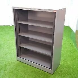Metal Office Storage Cupboard