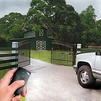 Automatic Remote Gate Opener Systems