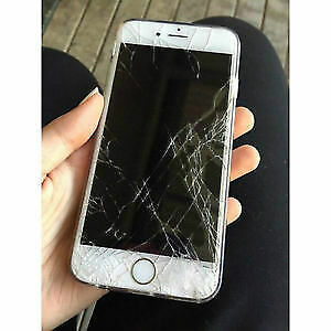 iPhone 6 Crack Screen Replacement $ 79.99