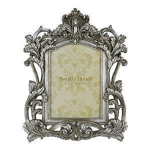 Antique Metal Picture Frame Ebay