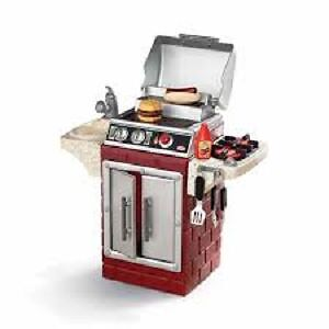 Little Tikes Backyard Barbeque Get Out 'N Grill !!! BRAND NEW !