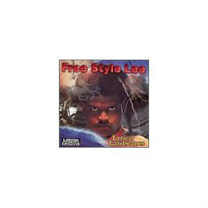 "FREE STYLE LEE ""LYRICAL LANDSCAPES"" BRAND NEW FACTORY WRAPPED CD"
