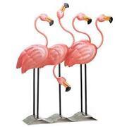 Flamingo Statue