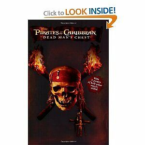 PIRATES OF THE CARIBBEAN 5 BOOK SET