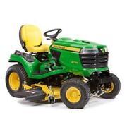John Deere Riding Lawn Mower