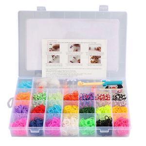 Rainbow Loom Bracelet Kit Ebay