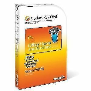 OFFICE 2010 Home & Business 1 lic electronic