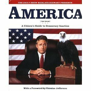 America (the book) The Daily Show