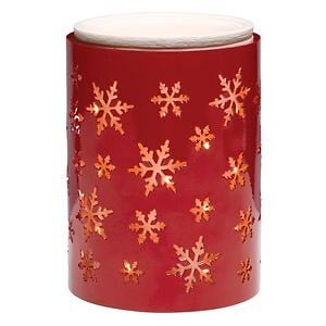 Looking for snowburst scentsy wrap warmer
