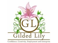 Free event space/platform for multicultural event in Govan, courtesy of Gilded Lily CIC
