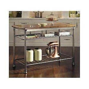 kitchen cart  ebay, Kitchen design
