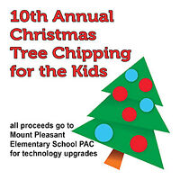 Tree Chipping for Kids