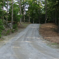 ROAD/DRIVEWAY NEEDED NEAR CHIPMAN