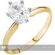 1/2 Carat Diamond Engagement Ring